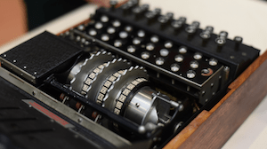 """The Enigma Machine"""